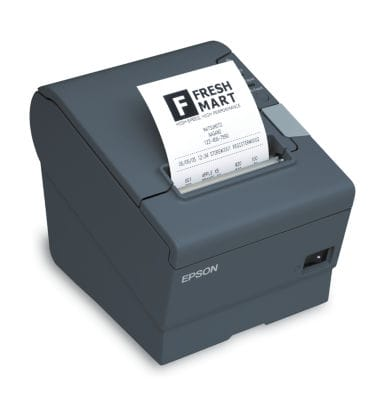 Epson TM-T88IV - Liner Free Thermal Printer