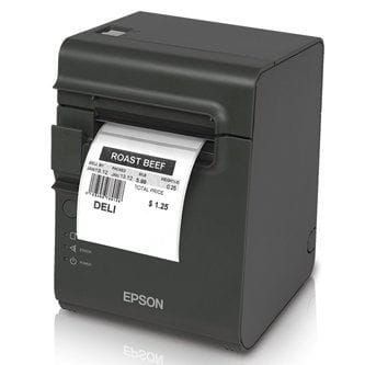 Epson TM-L90 Liner-Free Compatible - THERMAL LABEL PRINTER