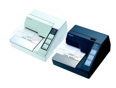 Epson TM-U675 - Impact, receipt, slip & validation printing