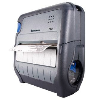 "HONEYWELL PB50 4"" RUGGED MOBILE THERMAL LABEL PRINTER"