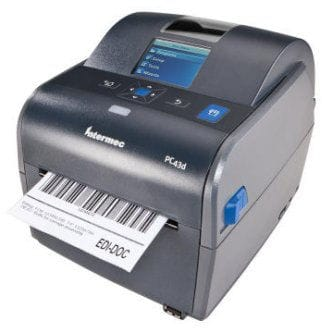 Intermec PC43d Direct Thermal Printer