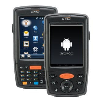 JANAM RUGGED PDA: WLAN 802.11A/B/G/N