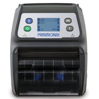 Printronix M4LWK-00 Portable Barcode Printer