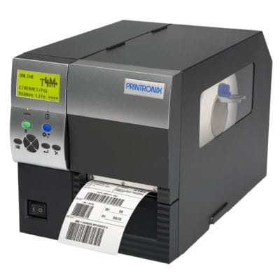 "PRINTRONIX TT4M2. THERMAL TRANSFER PRINTER (4"" WIDE"