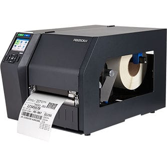 "PRINTRONIX T8304 THERMAL TRANSFER PRINTER (4"" WIDE"