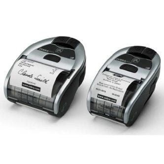 Zebra - M2I-0UB00010-00 Portable Barcode Printer