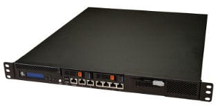 EXTREME NETWORKS NX 7530 INTEGRATED SERVICES CONTROLLER WITH AC POWER SUPPLY AND RAID 1 WITH DUAL HARD DRIVES