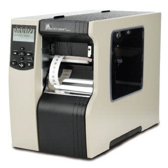 "Zebra - R110Xi4 4"" Industrial Thermal Transfer ..."