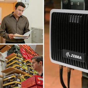 Zebra RFID Fixed Readers