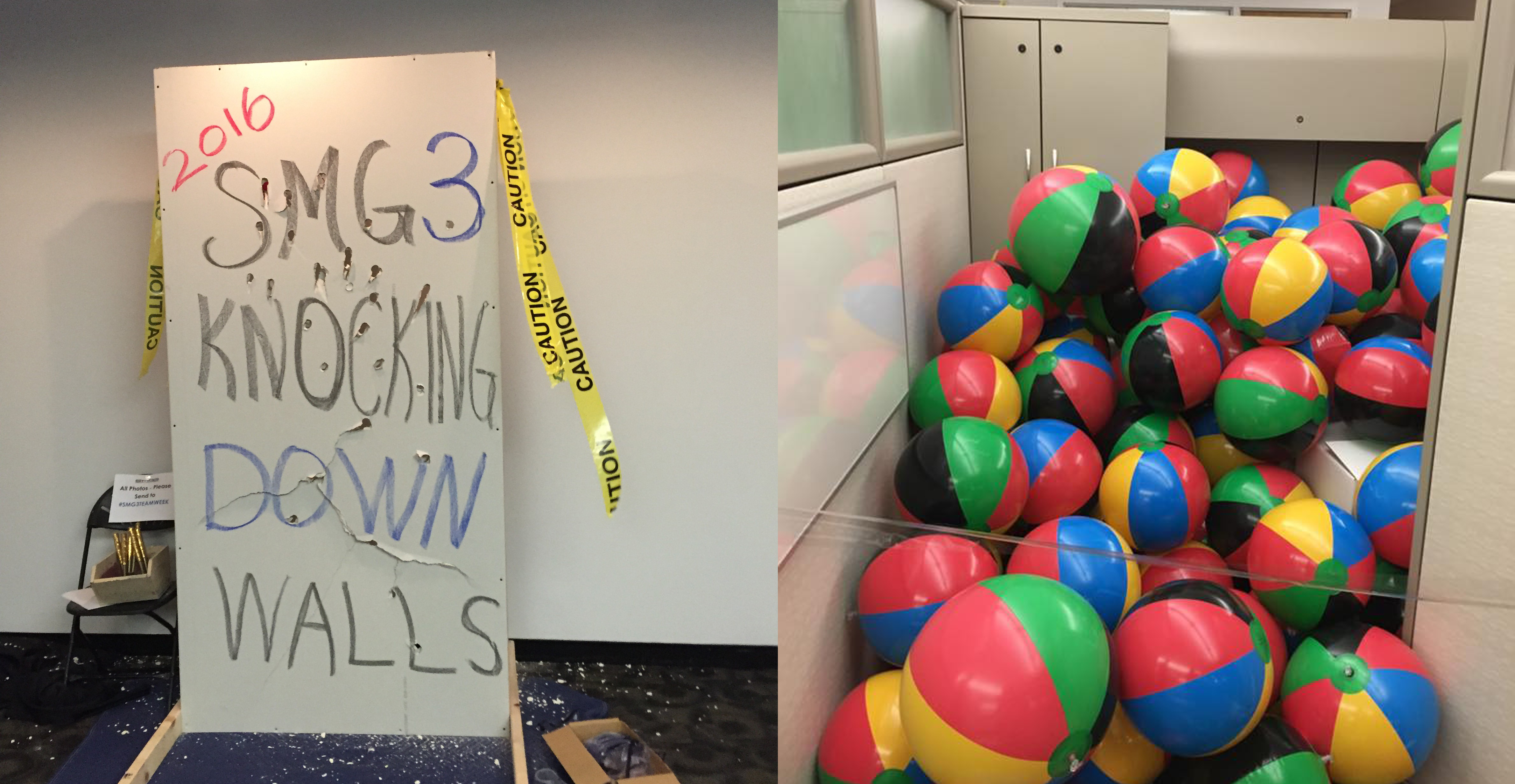 Careers Team Building Pranks