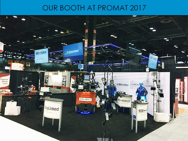 SMG3 Promat Booth