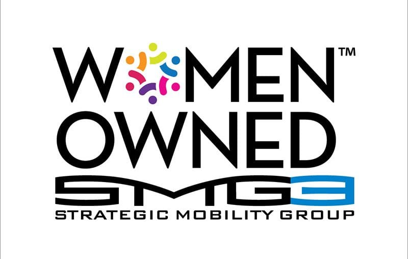 Strategic Mobility Group, LLC Certified as a Women's Business Enterprise