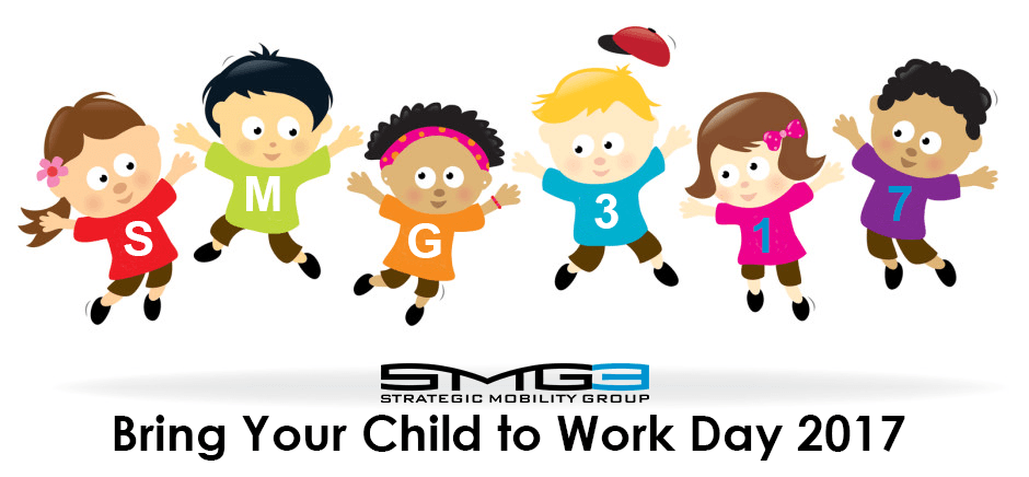 Bring Your Child to Work Day 2017