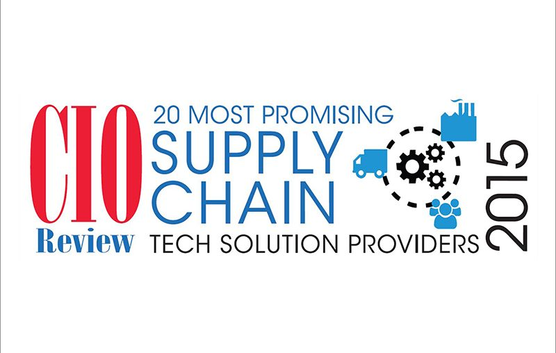 SMG3 Selected by CIOReview Magazine as One of the Top 20 Technology Solution Providers of 2015