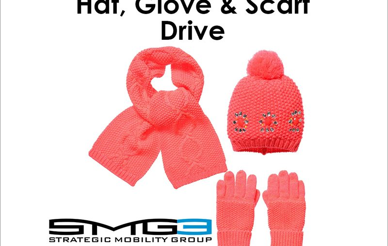 SMG3 Hosting Hat, Glove & Scarf Drive for Children in Need