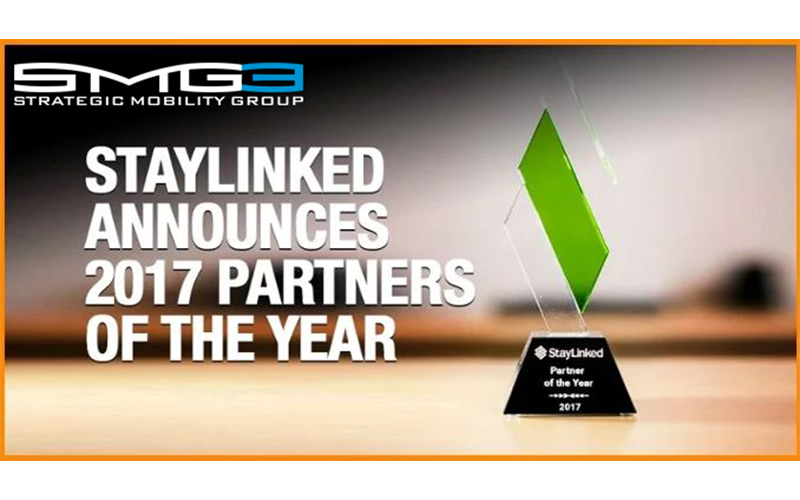 Strategic Mobility Group, LLC Wins 2017 Global Partner Of The Year
