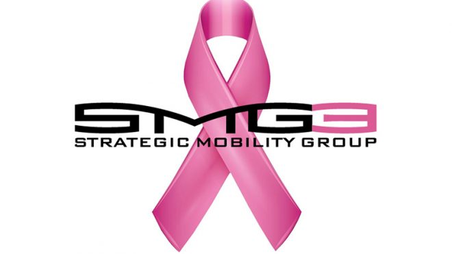 Strategic Mobility Group, LLC Kicks Off Breast Cancer Awareness Month With Fundraising Campaign