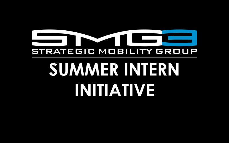 Strategic Mobility Group, LLC Reflects on Another Fruitful Intern Initiative