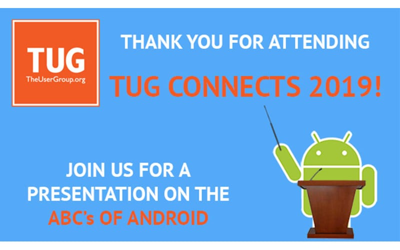 Strategic Mobility Group, LLC to Exhibit at TUG Connects 2019
