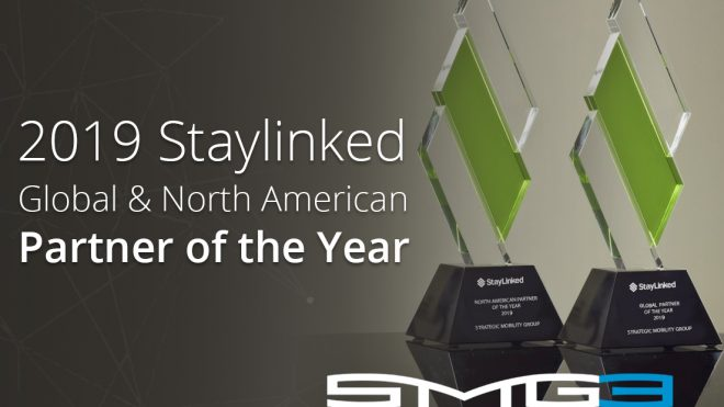 Strategic Mobility Group, LLC (SMG3) Wins 2019 North American Partner of the Year