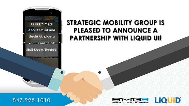 Strategic Mobility Group, LLC (SMG3) and Liquid UI Announce Partnership